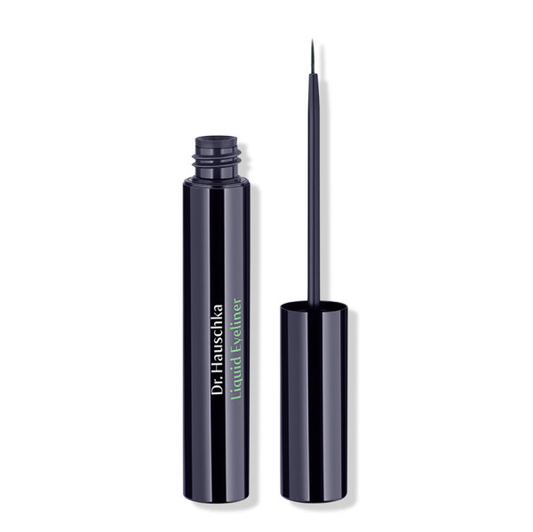 Dr.Hauschka Liquid Eyeliner 01 Black 4ml