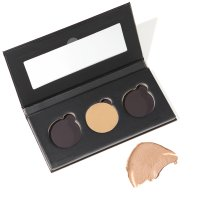 HIRO Cosmetics WOW Brow Eyebrow Pomade light REFILL, Augenbrauenpomade 2,5g
