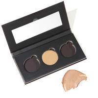 HIRO Cosmetics WOW Brow Eyebrow Pomade light REFILL,...