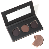 HIRO Cosmetics WOW Brow Eyebrow Pomade medium REFILL,...
