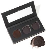 HIRO Cosmetics WOW Brow Eyebrow Pomade dark REFILL,...