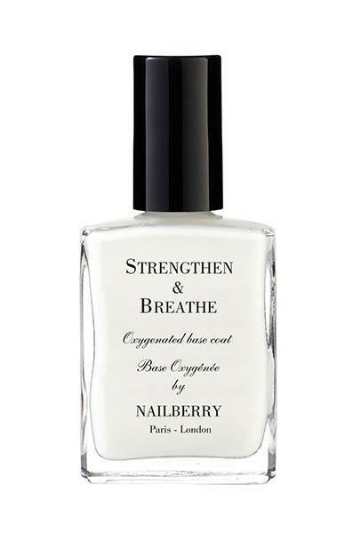 Nailberry LOxygéné Strengthen & Breathe - Base Coat, Nagellack 15ml