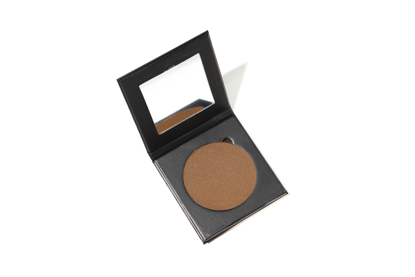 HIRO Cosmetics Pressed Powder Bronzer Glam With a Tan REFILL 12g