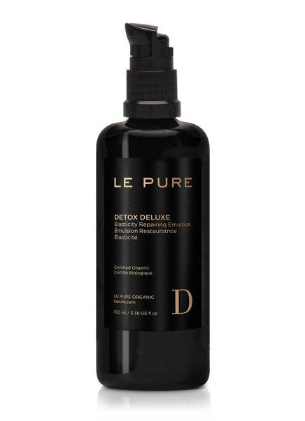 LE PURE Detox Deluxe, Regenerierende Emulsion 100ml