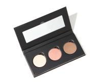 HIRO Cosmetics Natural Pressed Eye Shadow Crossfading...