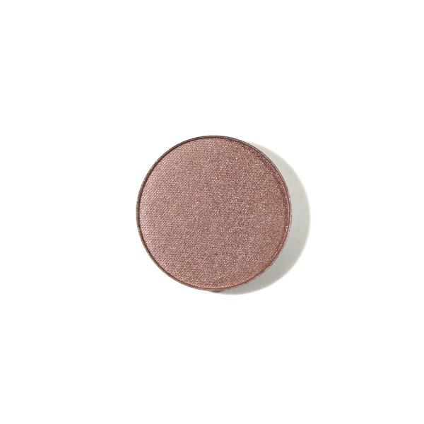 HIRO Cosmetics Natural Pressed Eye Shadow LFO Tin, Lidschatten Taupe Shimmer 3g