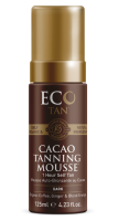 Eco by Sonya Cacao Tanning Mousse, Selbstbräuner 125ml