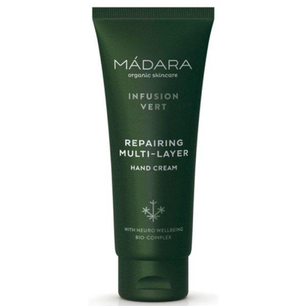 Madara Infusion VERT Repairing Multi-Layer Hand Cream, Handcreme 75ml