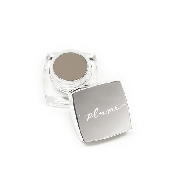 plume nourish & define brow pomade Golden Silk, Augenbraupomade helles Aschblond 5ml