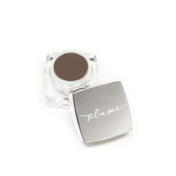 plume nourish & define brow pomade Ashy Daybreak, Augenbraupomade Aschblond 5ml