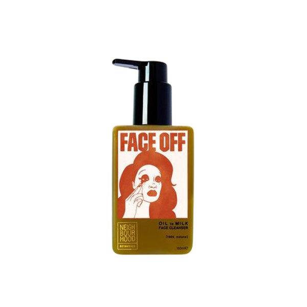 Neighbourhood Botanicals Face Off Oil to Milk Face Cleaner, Gesichtsreinigung 150ml