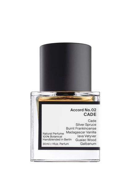 AER Accord No. 02: CADE Natural Perfume, Parfum 30ml