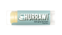 Hurraw! Earl Grey Lip Balm, Lippenpflegestift Schwarztee...