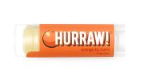 Hurraw! Orange Lip Balm, Lippenpflegestift Orange 4,3g