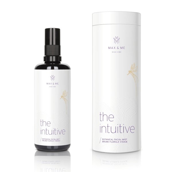 max & me the intuitive, Blütenwasser 100ml