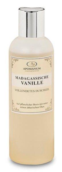ApoManum Duschgel Madagassische Vanille 250ml