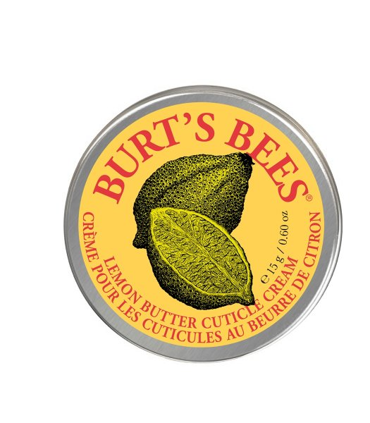 Burts Bees Lemon Butter Cuticle Cream, Nagelhautcreme Dose 15 g