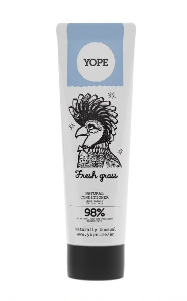 YOPE Natural Conditioner Fresh Grass 170ml