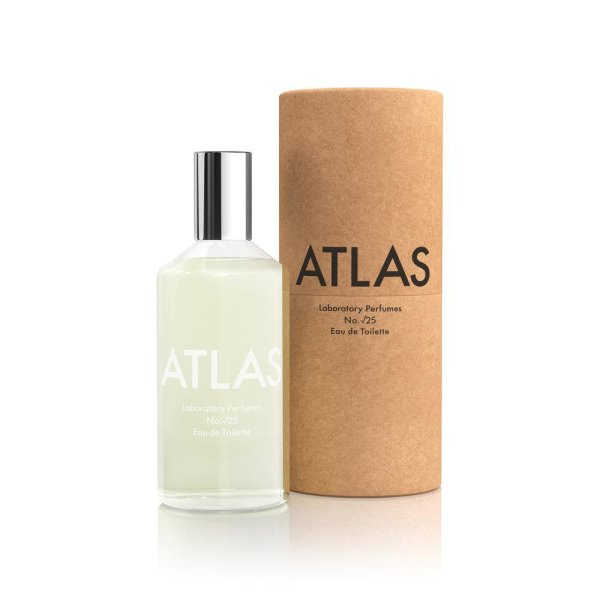 Laboratory Perfumes No. 005 Atlas, Eau de Toilette 100ml